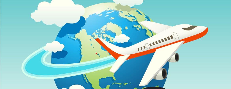 globe airplane 2 - WIT