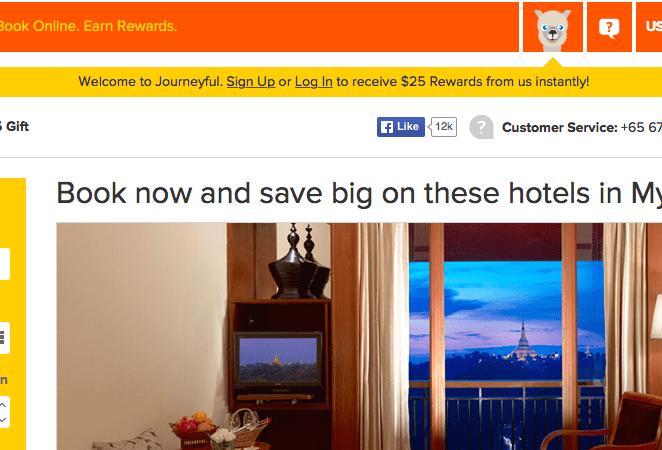 WIT Start-Up: Journeyful – a rewards based hotel-booking engine