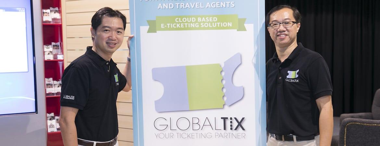 Cloud-based e-ticketing platform, GlobalTix, closes S$12 5M